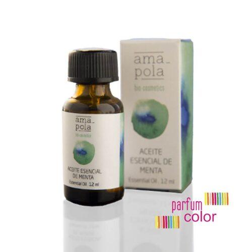 Amapola Bio·Cosmetics, Aceite Esencial de Menta 12 ml.