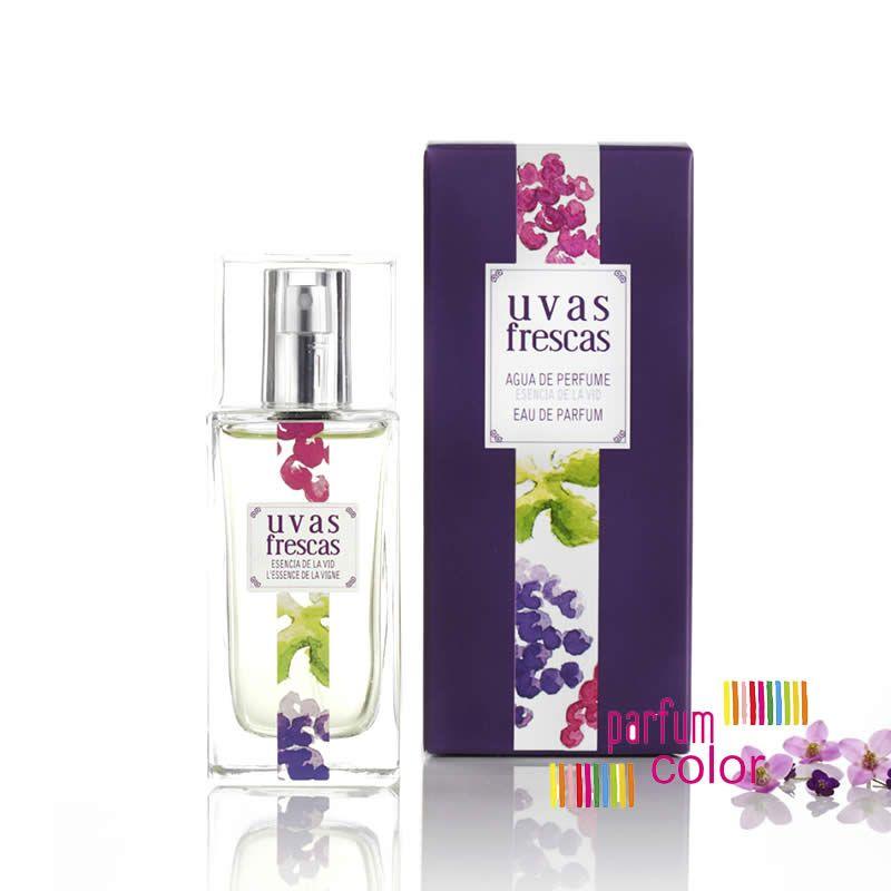 Uvas Frescas, Perfume Flores de Uva